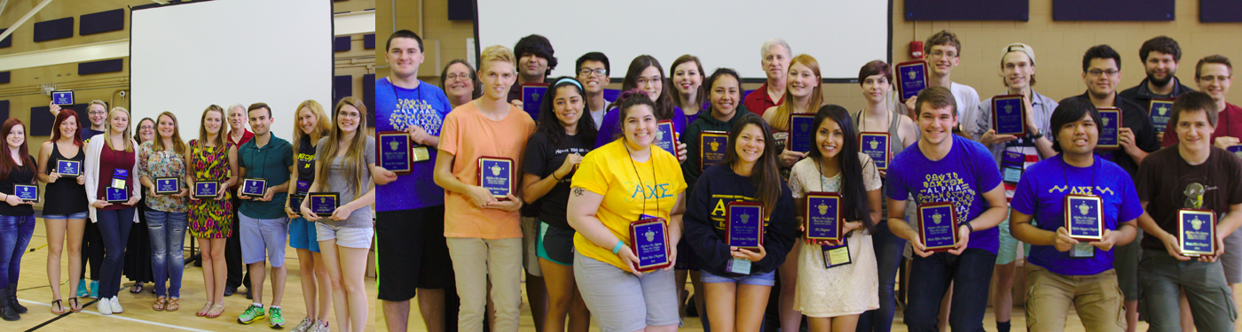 Star Chapter Award Winners