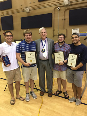 Alpha Omega Awards from Conclave