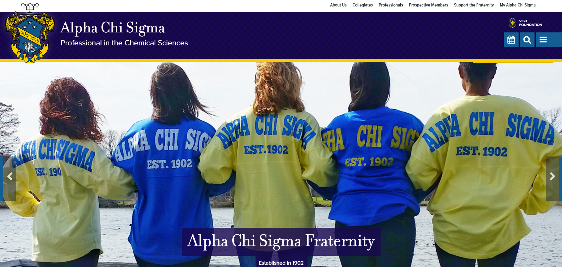 Home - Alpha Chi Sigma