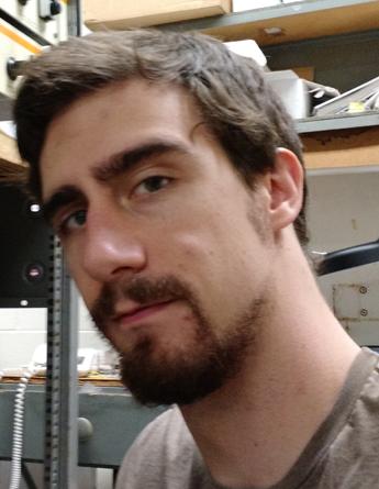 Andrew Dixon - Scholar Award Winner
