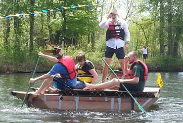 42nd Annual Great Cardboard Boat Regatta